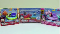 Mickey Mouse Clubhouse Bath Toys Minnie Mouse Goofy Donald Duck Cruiser Glider Water Pals!  Old Cartoons