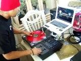 DJ STEELZ  Practise  dj mix serato scratcH LIVE reno Club dj Pinoy piny