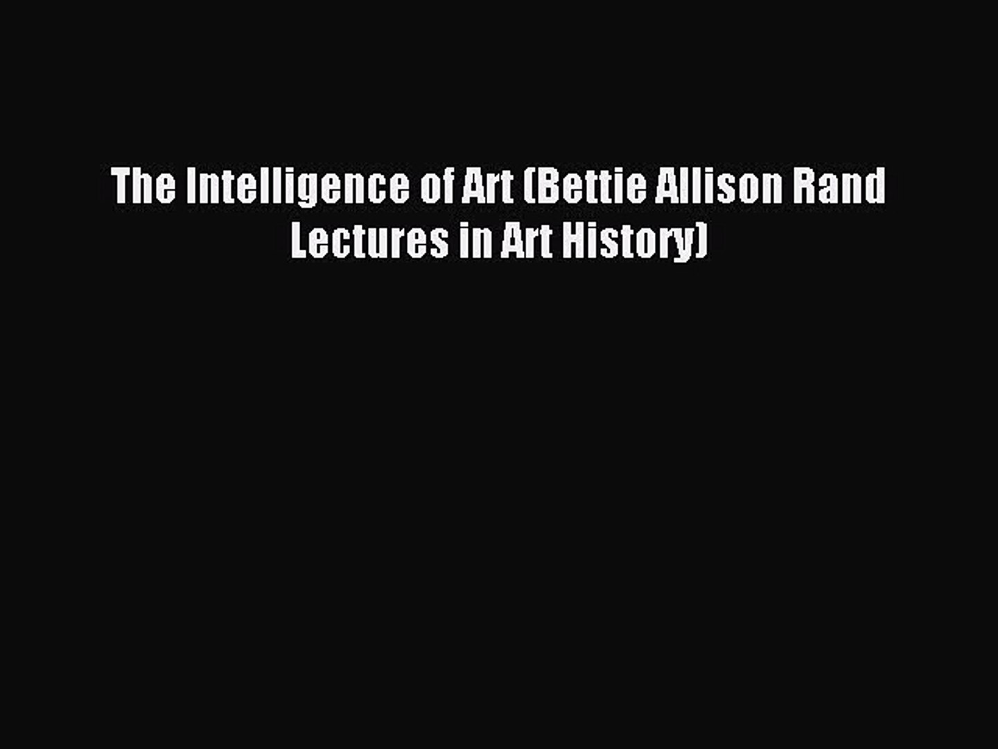 Myths of Venice: The Figuration of a State (Bettie Allison Rand Lectures in Art History)