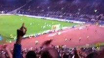 Lazio Juve 0 1 - Settore ospiti