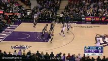 Demarcus Cousins Breaks Gordon Hayward's Ankles - Jazz vs Kings - March 13, 2016 - NBA