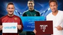Calcio e beneficenza: i campioni dal cuore d'oro