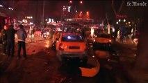 Les images après l'attentat à Anakara, en Turquie