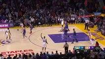 Kobe Bryant Ignites the Staples Center - Knicks vs Lakers - March 13, 2016 - NBA 2015-16 Season