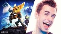 Ratchet & Clank Bande Annonce VF avec Squeezie, Nikoas, Jhon Rachid