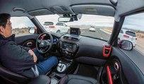 Drive Wise, las tecnologías de conducción autónoma de Kia