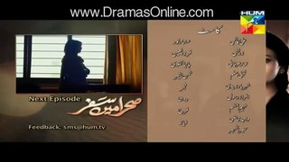 Sehra Main Safar Episode 13 Promo