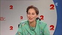 Ségolène Royal s'explique sur ses images à la maternité