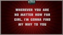 Wherever You Are - Jack Ingram tribute - Lyrics