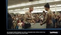 Un homme K.O. lors d'un concours de gifles extrêmement violent aux Etats-Unis (vidéo)