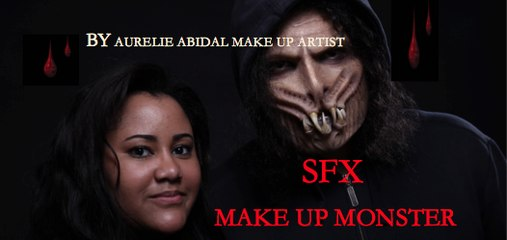 SFX MAKE UP MONSTER