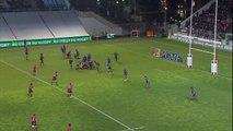 Résumé Toulon-Grenoble - TOP14 J18