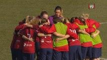 Féminines : LOSC - Val d'Orge (0-2)