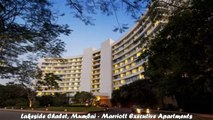 Hotels in Mumbai Lakeside Chalet Mumbai Marriott Executive Apartments India