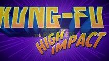 Kung Fu: High Impact Comic Trailer - Kinect