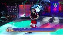Angela Torres homenajea a su abuela Lolita Torres en Tu cara me suena 2014 -