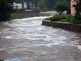 Velká voda ve Varnsdorfu 2