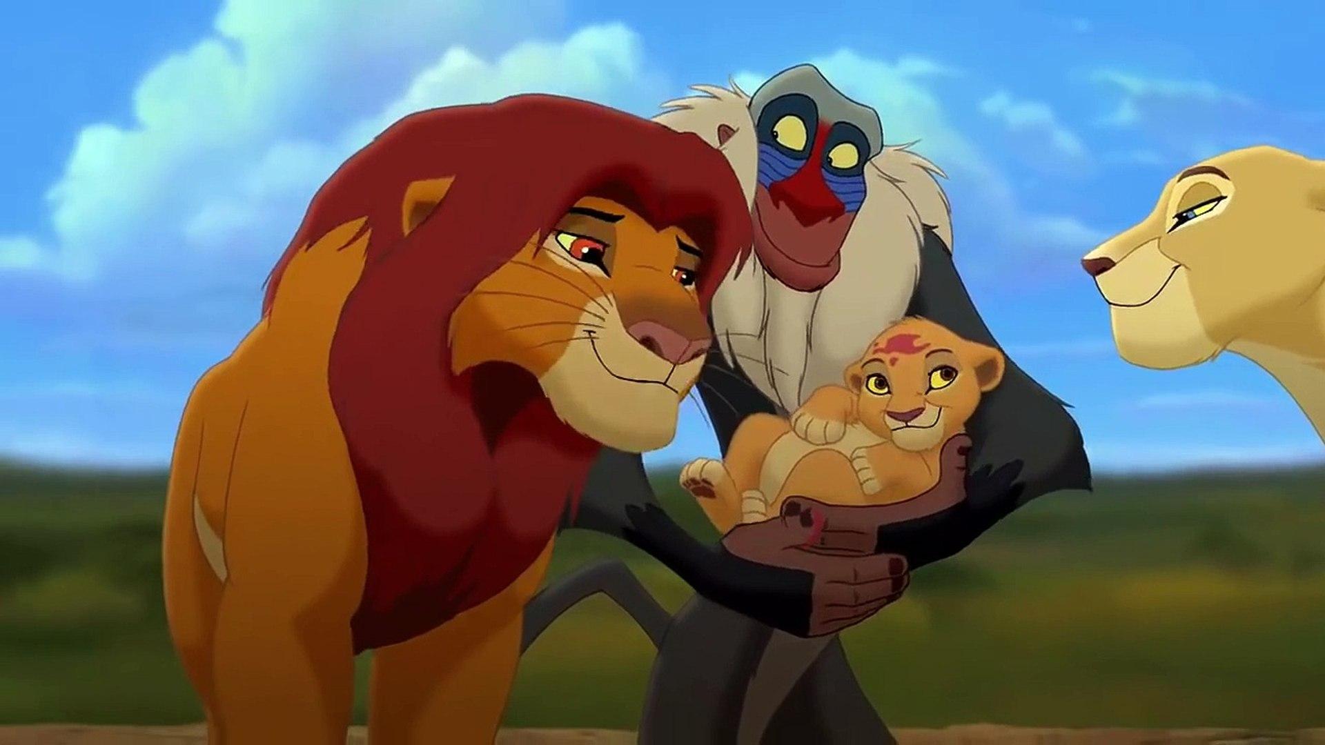 The Lion King 2 Simba S Pride Simba Assigns Timon And Pumbaa To Watch Kiara Hd Video Dailymotion