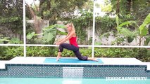 Fat Burning, Calories, Pilates, Yoga, Free Full Length Pilates Workout_ Cardio Pilates