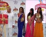 Vijay Mallya & 6 calendar girls unveil 'Kingfisher Calendar 2014' Part 2