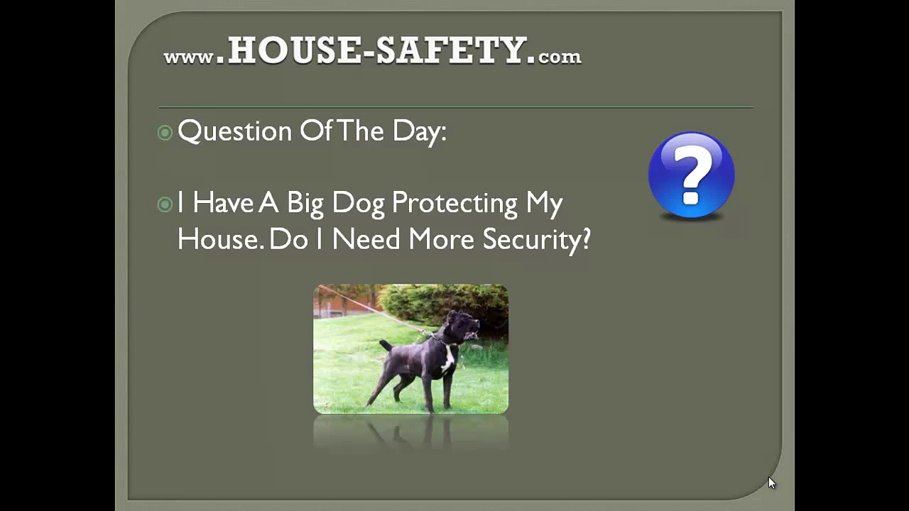 WHAT IS THE BEST HOME SECURITY SYSTEM #20 – Do I Need More Security
