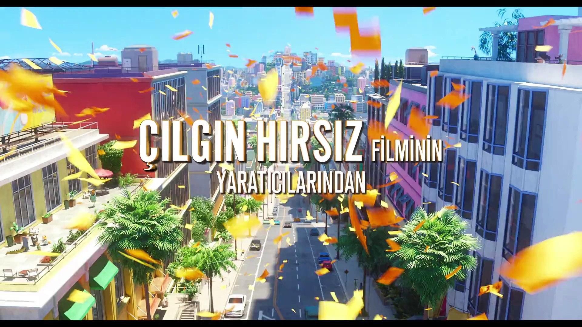 Şarkını Söyle - Sing (2016) Animasyon Filmi, Türkçe Fragman