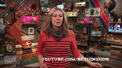 Hangout with Beth LIVE - 1-14-13