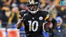 Steelers' Martavis Bryant Receives One Year Suspension