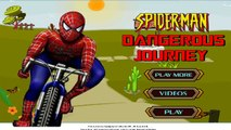Spider Man Dangerous Journey. spider man games.the amazing spiderman games to play
