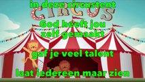 #30 In de circustent (met tekst) opwekking kids