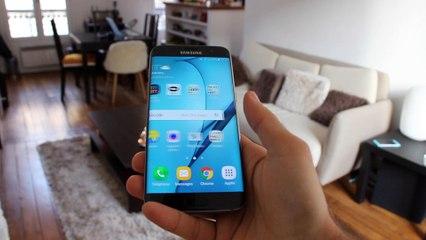 Déballage du Samsung Galaxy S7 Edge et de la Galaxy VR