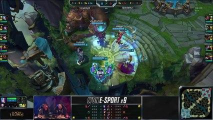 Lyon e-sport #9 - Cosplayer vs Spectateur par Jiraya & Artheon