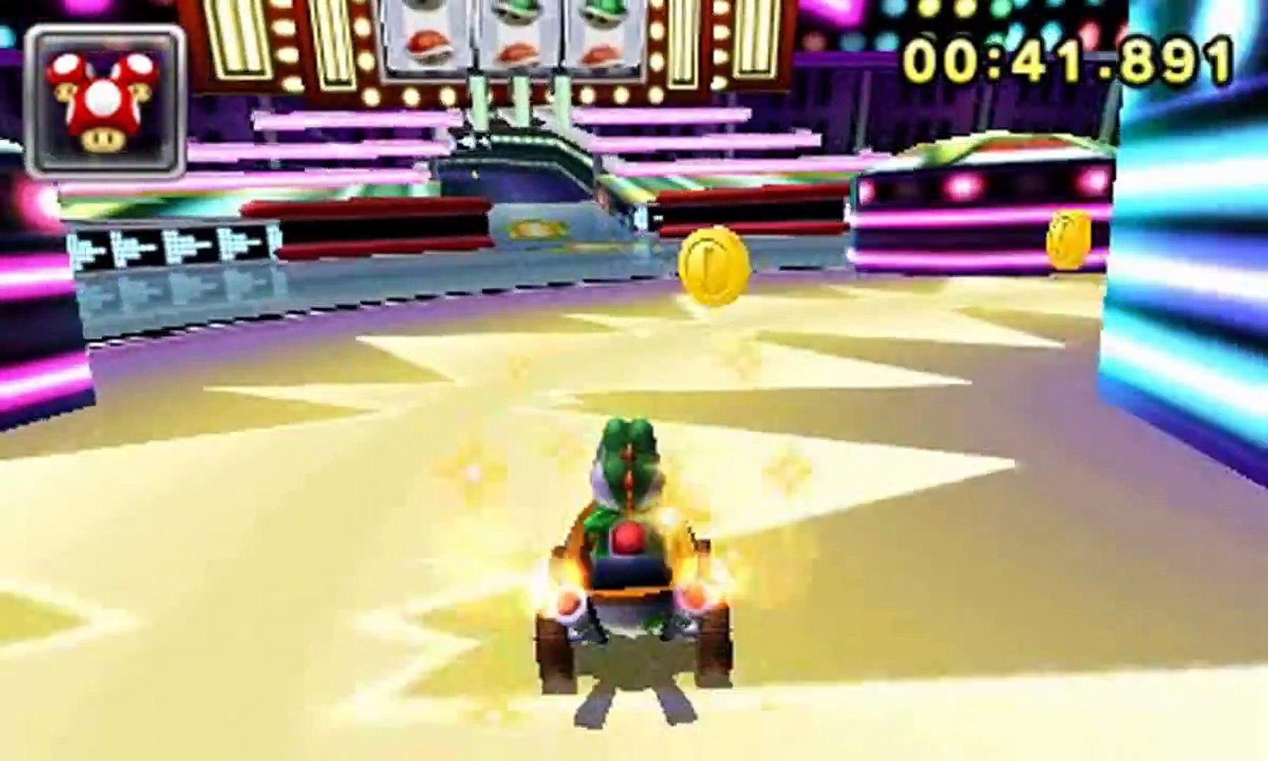 Mario Kart Ds Music Mario Kart 7 Ds Waluigi Pinball