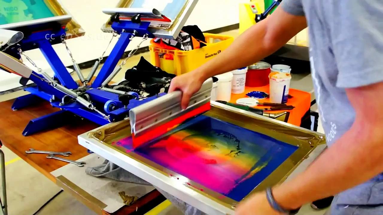 FAQ how to screen print t-shirt designs properly