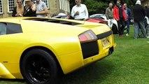 Lamborghini Murcielago 6.2 V12 Roadster engine noise