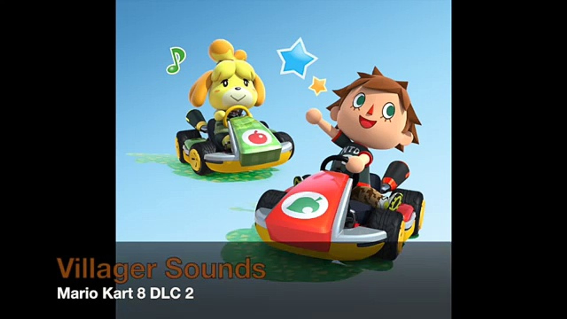 Mario Kart 8 Isabelle And Villager Voices
