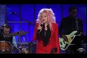 Cyndi Lauper Walkin After Midnight (Live)