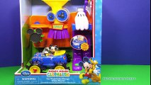 MICKEY MOUSE CLUBHOUSE Disney Mickey Mouse Car Wash a Mickey Mouse Video Toy Unboxing  Mickey Mouse Cartoons