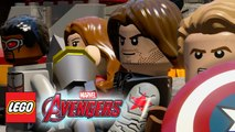 LEGO Marvel's Avengers - Civil War Character Pack Trailer