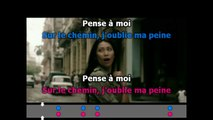 "Karaoke ""Nos vies paralleles"" Duo Florent Pagny & Anggun [HD]"