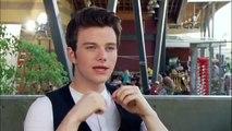 GLEE Season 3 interview Chris Colfer interview (Kurt)