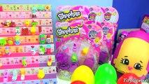 Shopkins Season 2 Marsha Mellow Play Doh Surprise Egg Limited Edition Hunt 1