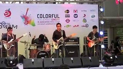 STUBBORN live @ colorful love & peace concert 1st