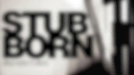 Teaser เสียดายดีกว่าเสียใจ - STUBBORN (Official Audio)