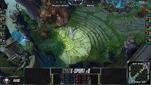 Lyon e-sport #9 - Renegades Banditos vs Millenium (Game 2)
