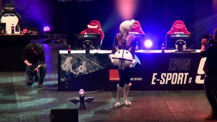 Lyon e-sport #9 - Lulu Orianna Sivir