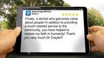 Dentist Graham NC, Graham Dentist, Dr. Jerome Crayle, Graham Dentistry WonderfulFive Star Review by Shirley P.