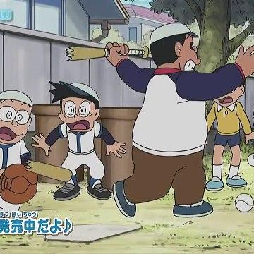 Doraemon Tập 432] : Làm bất cứ gì với máy thay đổi chát liệu & Người tuyết sẽ không quên