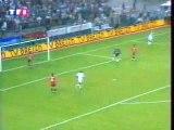 Rennes-Auxerre 0-5 incroyable quadruplé djibril cissé
