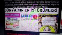 KOZMETİK BANK A NATUREL 3S NATUREL LAMOS KREM HAKINDA ŞİKAYETE CEVAP VİDEO